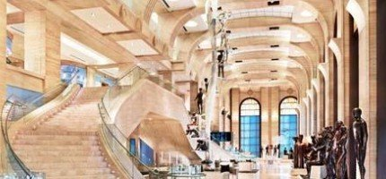 這棟44億台幣超級豪華的靈性總部...你能猜到是誰蓋的嗎?