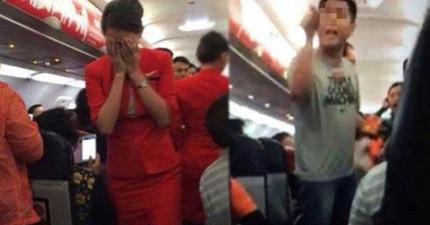 中國官方推出「遊客黑名單」嚴防旅客不文明行徑,但已有4人以超惡行踹飛規範!