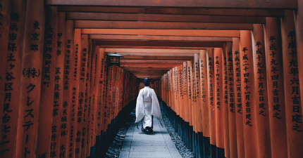 這名攝影師在日本拍攝的這一系列的照片,已經讓很多人感動到瘋傳!