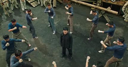 《葉問3》最新官方預告裡「葉問料理這1萬名雜魚」太精采了,而且居然還有拳王泰森和李小龍!