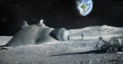 科學家證實:「人類移民月球不是夢!」,以後大家就可以去月亮度假了!
