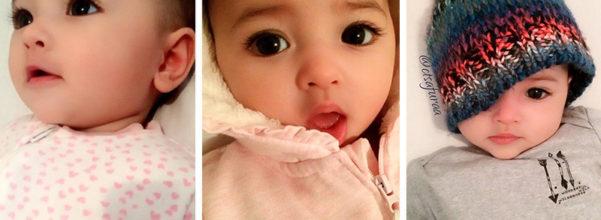瑞典女嬰「逆天立體睫毛+水汪汪大眼」成世上最美寶寶 媽媽和爸爸根本明星模樣「難怪」!