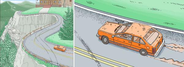插畫家懶得學PS 花10年將「小畫家」練到出神「超越4K超高清畫作」! (9張)