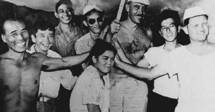 人性最醜惡事件/32男1女被困在孤島 男人們為爭奪「唯一女王」6年相互殺戮