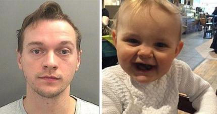 18個月小女嬰被同志養父「捏爆3根肋骨」慘死,親生父母:她可以不用死的...