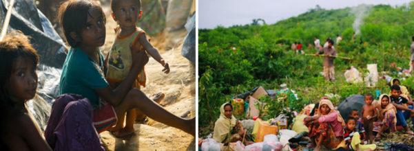 緬甸軍處理羅興亞人「手段比IS還殘暴」 15歲少女遭軍人「輪流當玩具」最後連當女人的能力都沒有!