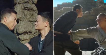 看馬雲PK所有功夫片傳奇「痛扁李連杰、甄子丹、吳京、東尼嘉」!《功守道》電影完整版在這看!