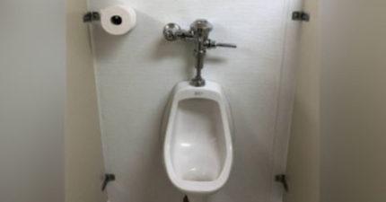 一張「廁所照」引發百萬網友熱議 你看得出笑點在哪嗎?