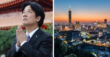 「台灣是主權獨立國家!」賴清德:不必另外宣布獨立