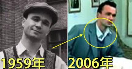 25歲小哥拍下「鐘錶飛行物」誤闖時空 擦肩74歲女友淚崩:之後沒見過他