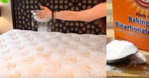 洗床墊超麻煩?5個超簡單步驟「讓床墊恢復成全新」!