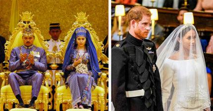 13個上個世紀到現在「最美的皇室婚禮」 不丹王后超仙氣!