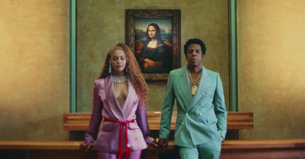碧昂絲Jay Z無預警推專輯新歌 夫妻合體「包下羅浮宮」破800萬觀看