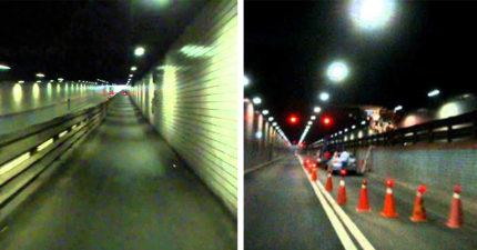 騎2小時還出不來?高雄在地人:過港隧道裡千萬別停下,會被魔神仔帶走!