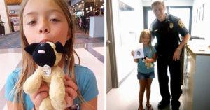 金髮小妹狗娃娃掉機場 展開一連串驚奇之旅「免機票環遊世界」回小主人懷抱