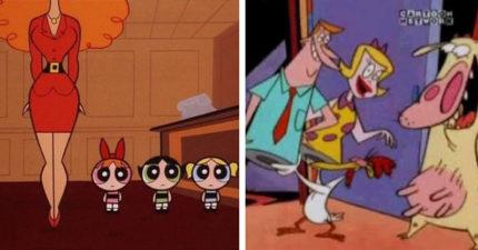 《南方四賤客》阿尼脫帽了!卡通神祕角色真面目 雞與牛爸媽上半身豪驚人~
