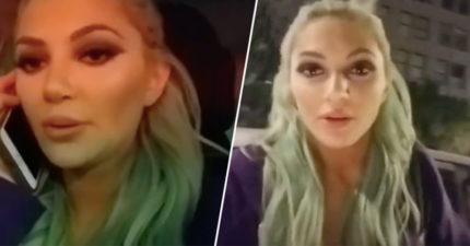 影/美女直播主「搭上假Uber」 一通電話嚇壞她:快讓我下車!