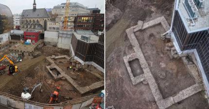 德國馬路下藏「20000卷古書」 考古學家開挖傻眼:是古羅馬時期圖書館!