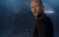 傑森史塔森肉搏史前巨獸  《巨齒鯊》上映首週奪票房冠軍
