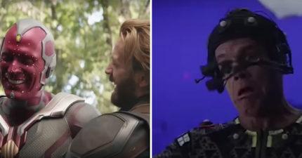 《復仇者聯盟3》NG片段釋出 片場扭腰擺臀超歡樂啊!
