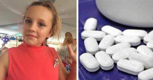 止痛藥母湯亂吃!女童只吃一顆直接昏迷 全身65%皮膚冒泡醒來還失憶