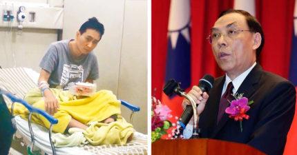 水災後開第一槍!蔡英文+新法務長「處決死刑犯李宏基」 網友:來不及了