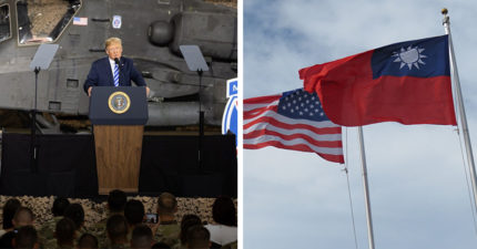 預算22兆!川普簽下國防授權法鼓勵「強化台灣軍力」 他:勢必會贏