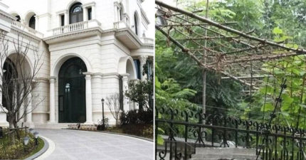 李連杰15億豪宅閒置7年 「豪華宿舍」變保全的開心農場