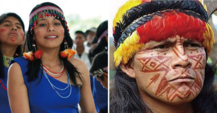 美洲最強原住民!獵人用「縮頭術」做戰利品:首級也是貨幣的一種