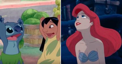 動畫師重組迪士尼畫面!30年經典「塞進3分鐘裡」 邊看邊起雞皮疙瘩~