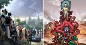 英雄傳奇史丹李殞落...粉絲畫出一張張作品致哀 蜘蛛人直接衝進天堂!