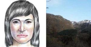 詭異橫躺雪山岩縫!「伊斯達爾女子」生存證據全消失 警察的一番話更證明「絕對不單純」