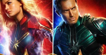 漫威公布《驚奇隊長》的10個關鍵角色 「橘色毛毛的那隻」不是英雄迷都超愛!
