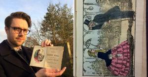 古董盒裡發現「史上最早的小黃書」 作者差點被國王懲罰…200年後牛津大學整本出版!