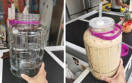 可愛護理師喜歡喝奶茶 工具人衝五金行自製「699元原子大冰奶」!她喝到懷疑人生