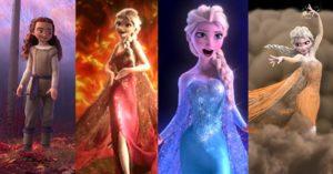 冰雪奇緣2能力者不只艾莎?電影預告彩蛋分析