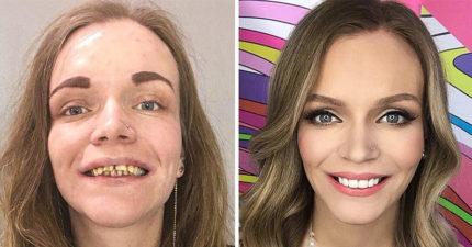 26張絕對「打臉抖音妹」的驚世卸妝照對比 網嚇呆:無法相信女生了...