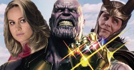《復仇者》洛基入侵地球「超陰險目的」...竟是因為驚奇隊長!網嚇傻:還好當時沒call她