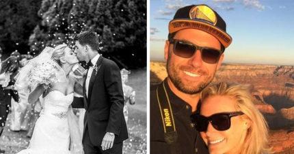 結婚前一周妻子生命開始倒數...暖男堅定辦婚禮「愛妳的心不變」 結局她靠真愛活下來!