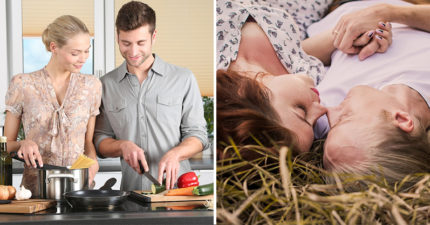研究揭露情侶感情「越不好」就會變越胖 網震驚:幸福肥都是假的?