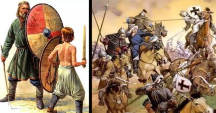 當年為什麼高大歐洲人「被超矮蒙古人屌打」?超詳細「對比圖」網秒懂:太OP了