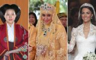 22場各國皇室的世紀婚禮「王妃經典婚紗」 梅根其實真的很樸素!