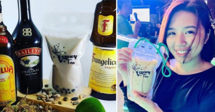 菲律賓出改良版珍奶「喝了會臉紅」 1杯「混3種酒」還超好喝...網警告:女生要小心!