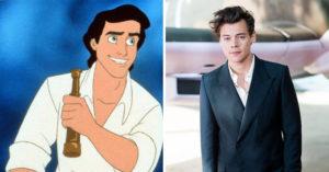 迪士尼洽談《一世代》哈利接演「小美人魚王子」 網聽完原因讚翻:超適合!