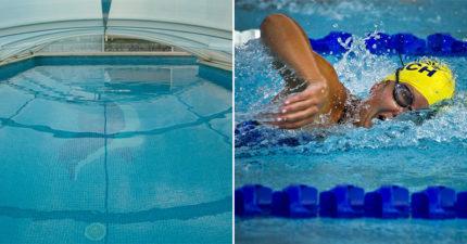 游泳池都有一種味道?研究揭開「背後超噁真相」網驚:原來不是消毒水…