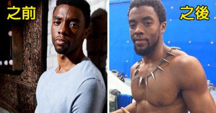 8位超級英雄「加入漫威後」的身材變化 粉絲看「鋼鐵人對比」大驚:這家健身房很有效!