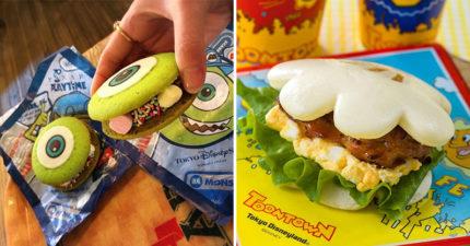 2019年東京迪士尼「園區美食」總推薦 超萌「三眼怪麻糬」只是基本!