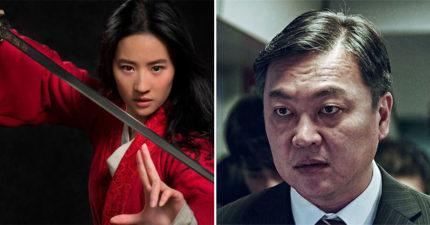 劉亦菲「挺港警」網友反感拒看《花木蘭》 《屍速》男星貼「中共最怕照」力挺:我挺香港!