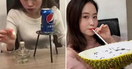 14歲少女模仿「辦公室小野」自製料理卻發生悲劇!她發文「澄清事情真相」崩潰:我錯了