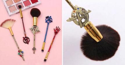 美妝品牌推《復仇者聯盟》超美刷具 握柄鑲上「6顆無限寶石」連男粉絲都想要!